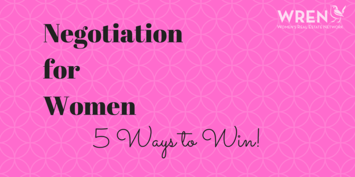 Negotiation For Women