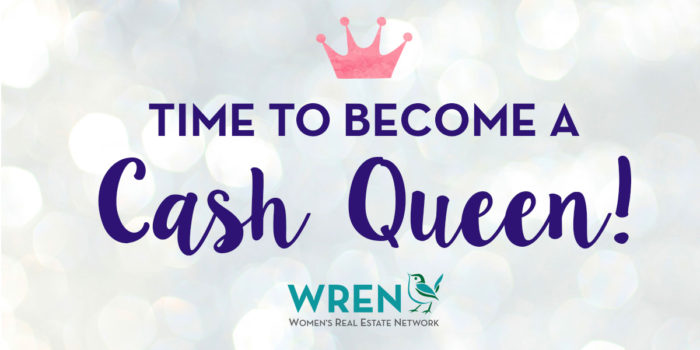 It's Time To Become A Cash Queen!