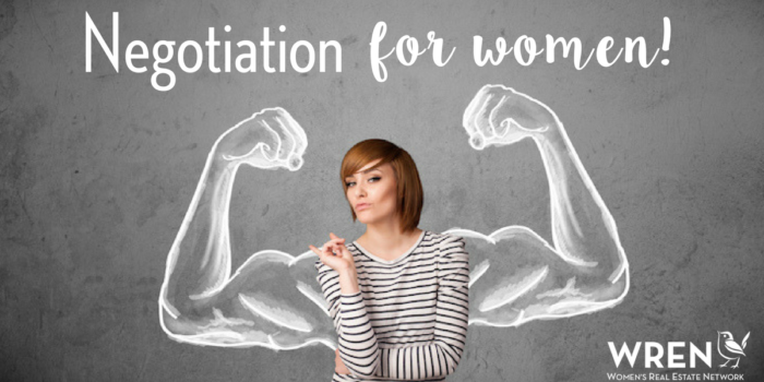 Negotiation For Women OR  Let's Talk – Seriously, It's All About Talking!