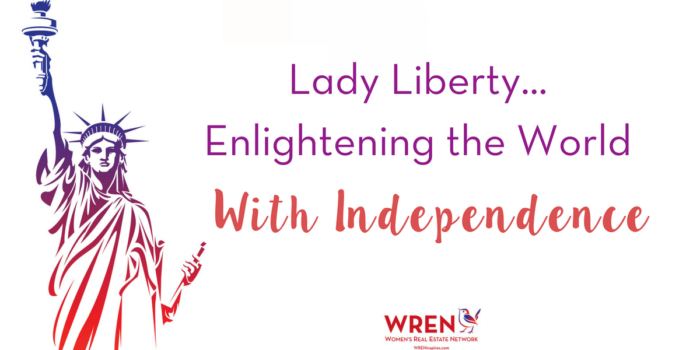 Lady Liberty…Enlightening The World With Independence (Part 1)