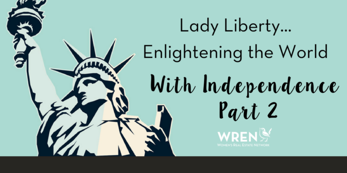 Lady Liberty…Enlightening The World With Independence (Part 2)